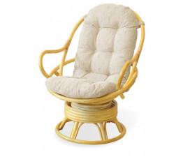Кресло-качалка ротанг