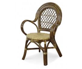 Стул-кресло ротанг
