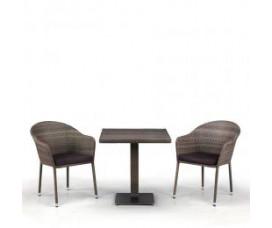 комплект плетенной мебели Т601